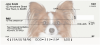 Papillon Personal Checks | DOG-106