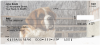Saint Bernard Personal Checks | DOG-108