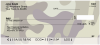 Camouflage Browns and Golds Personal Checks | MIL-08