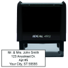 4 Line Address Stamp  | STA-LAS-4LN