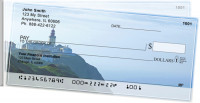 Lighthouses Scenic Views Side Tear Personal Checks | STSCE-81