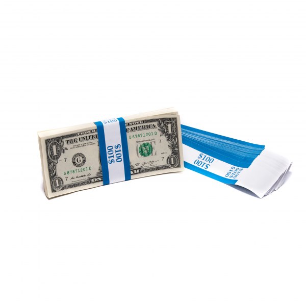Barred $100 Currency Band | CBB-003