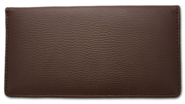 Brown Side Tear Leather Cover | CLP-BST02