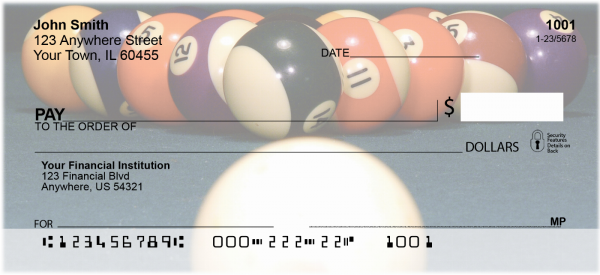 Billiard Personal Checks | SPO-02